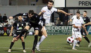 Chico Díaz, ya jugador del Recreativo de Huelva. / Foto: Pepe Segura-www.ceutadeportiva.com.
