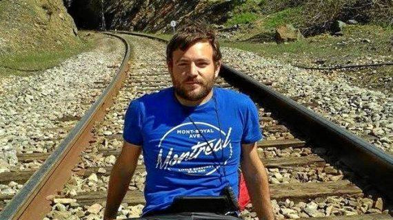 David Wert Ruiz, un trabajador social onubense en el Real Betis Balompié