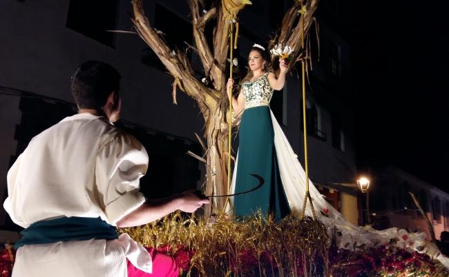 Espectacular Cabalgata de Reyes Magos en Aracena