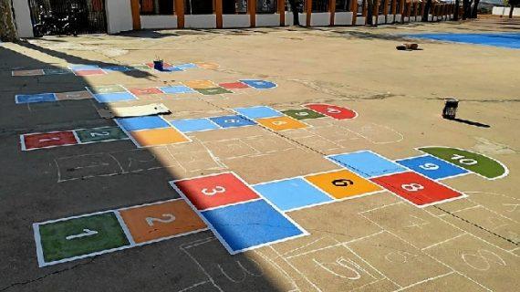 Paterna del Campo acerca los juegos tradicionales a los más pequeños