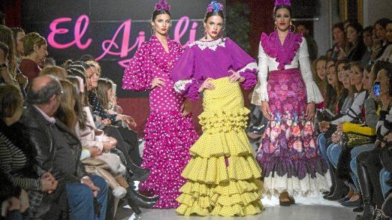 La pasarela de moda 'Lepe loves Flamenco' se celebra del 8 al 10 de febrero