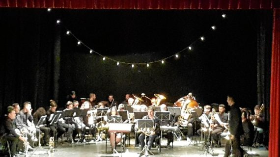 Gran estreno de la Zalamea Brass Band