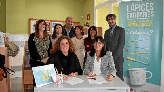 'Lápices solidarios' para evitar sanciones en la Biblioteca de la Universidad de Huelva