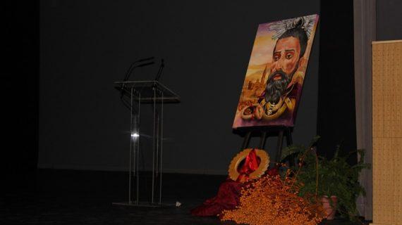 Trigueros presenta el cartel de las fiestas de San Antonio Abad 2019