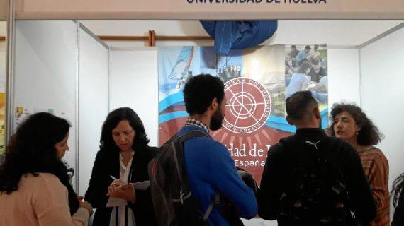 La UHU muestra sus atractivos y su oferta académica a los estudiantes marroquíes