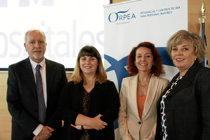 La Cátedra de Orpea, un programa de formación en pro de mejorar la calidad de vida de nuestros mayores
