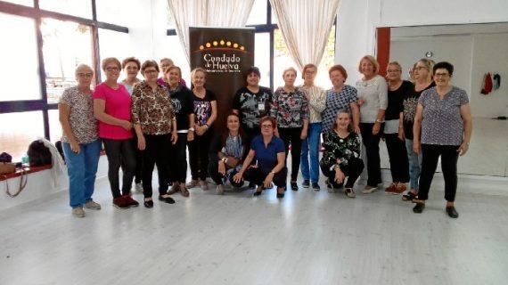 El Condado se tiñe de violeta con el programa 'El Condado de Huelva con rostro de mujer'