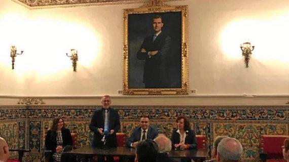 Representantes de la Asociación Española de Ciudades del Vino visitan el Condado de Huelva