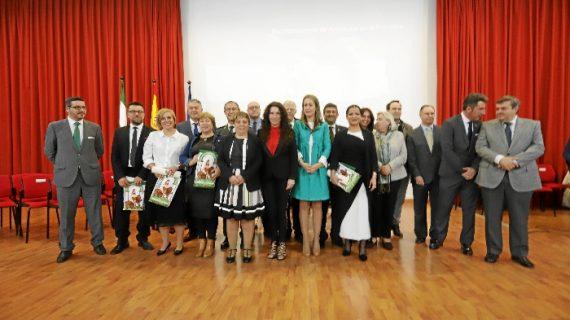 Huelva acoge el acto de entrega de las Banderas de Andalucía
