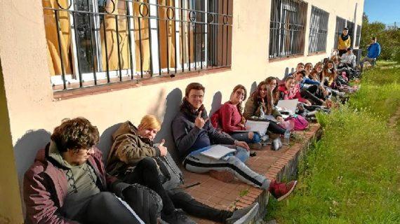 La Residencia Escolar 'Javier López' de Valverde del Camino, un ejemplo de cómo la educación puede cambiar el mundo