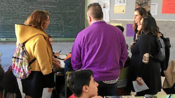 Éxito de las Jornadas de Puertas Abiertas del Colegio Cardenal Spínola de Huelva