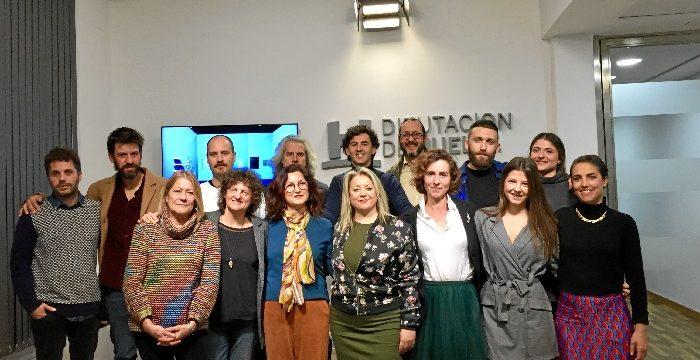 Diputación lleva a ARCO 2019 el diálogo entre diez artistas onubenses sobre aspectos relevantes en la sociedad actual