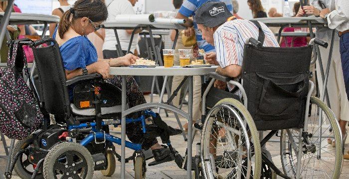 Acordada la creación de un 'Protocolo Efímero de Accesibilidad' para los eventos que se celebren en Huelva