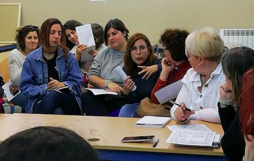 Nace el espacio de coordinación 8M Huelva para organizar la huelga feminista de 24 horas en la provincia