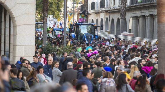 Huelva celebrará el próximo sábado la Cabalgata del Carnaval Colombino