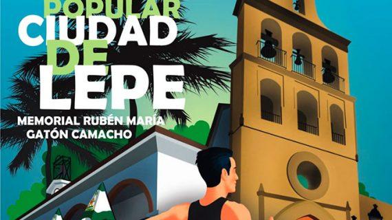 Todo a punto para la disputa este jueves del 37º Cross Popular 'Ciudad de Lepe'-Memorial 'Rubén María Gatón'