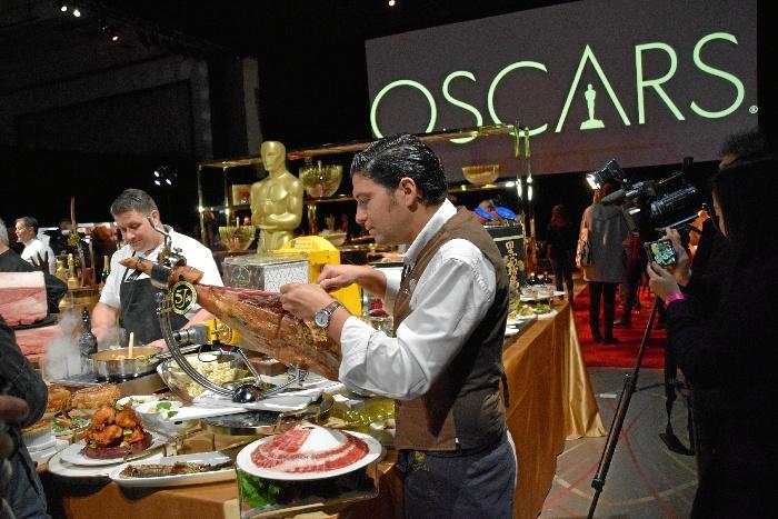 El Jamón ibérico onubense será la estrella de esta edición de los Oscars
