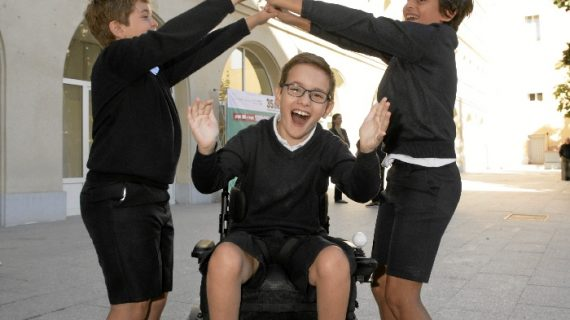 Más de 2.900 estudiantes y 39 'profes' de Huelva impulsan ideas para fomentar un recreo inclusivo
