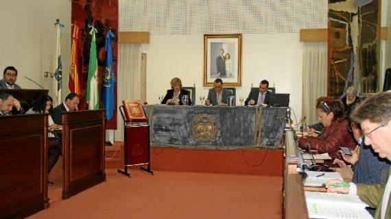 Respaldo unánime del Pleno de la Diputación a las políticas de igualdad y contra la violencia de género