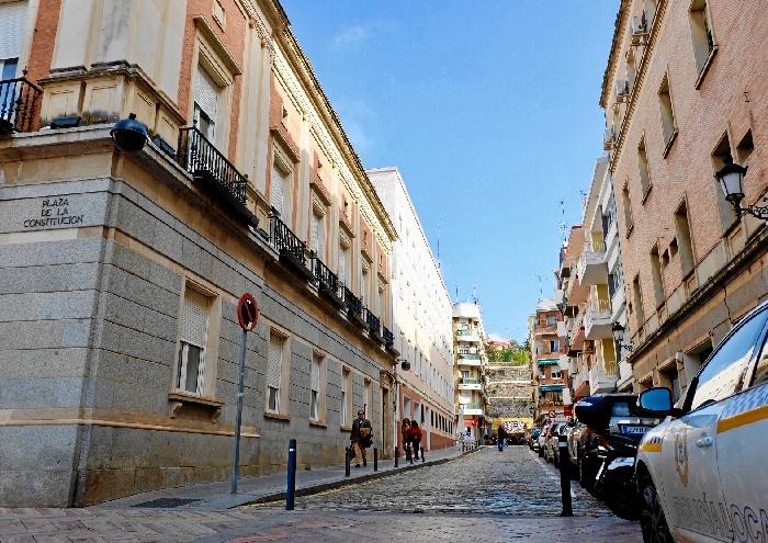 Salen a concurso las obras de peatonalización de los laterales del Ayuntamiento de Huelva