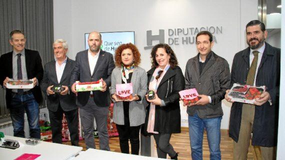 Los frutos rojos de la provincia viajan de nuevo a Berlín para promocionarse en la feria Fruit Logística