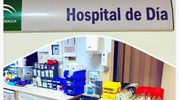 El centro hospitalario de Riotinto amplía a las tardes la actividad asistencial de su hospital de día