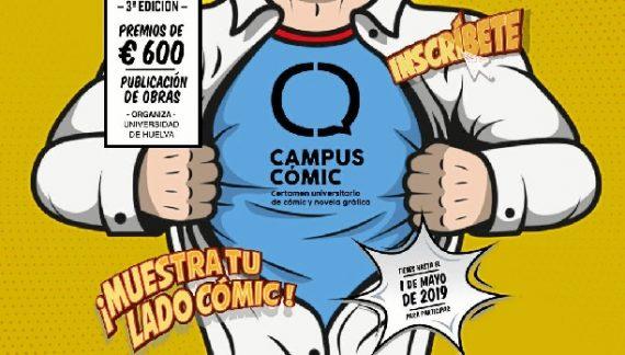En marcha la III edición del concurso universitario Campus Cómic