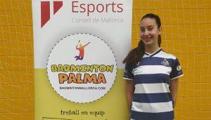 Buena actuación de Karen Martín en Palma de Mallorca, pese a no conseguir medalla.