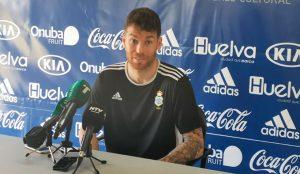 Marc Caballé reconoce que el técnico ahora lo tiene muy complicado para elegir el equipo. / Foto: @recreoficial.