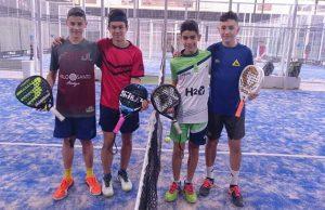 Gran torneo el que completó Antonio Jesús Ramos Rincón.