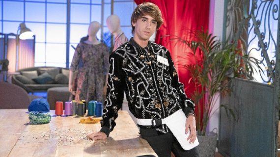 Pedro Ramos, un enamorado de la moda que sueña con vestir a celebrities como Lady Gaga