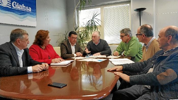 La Plataforma reúne en su núcleo a Giahsa y Aguas de Huelva como representantes del consumo urbano de agua
