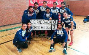 Inapelable triunfo del Recre IES La Orden ante el CB Rinconada.
