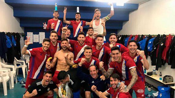 El Recre roza la excelencia y se regala un festín en La Condomina ante el UCAM Murcia (1-5)