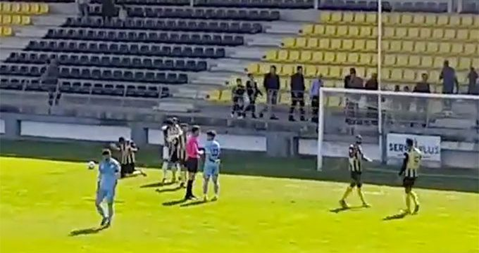 Un gol de Higor Rocha en el último minuto da al San Roque su primera victoria en 2019