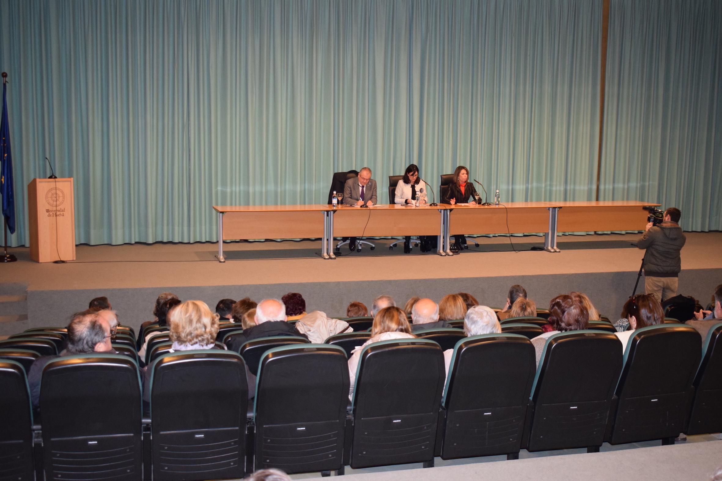 El aula de la experiencia de la Universidad de Huelva celebra su semana cultural