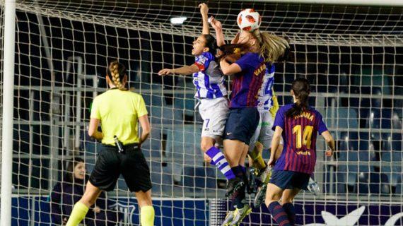 El Sporting Puerto de Huelva, con más que ganar que perder en su partido ante el Valencia
