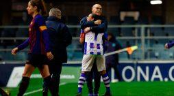 El Sporting Puerto de Huelva pasa página tras su gesta ante el Barcelona y ya prepara el choque ante el Rayo Vallecano del día 24 de febrero