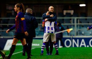 El Sporting sueña con repetir la gesta del Miniestadi y ganar al otro candidato al título. / Foto: www.lfp.es.