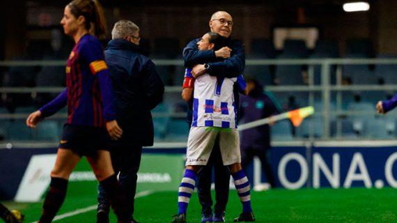 El Sporting Puerto de Huelva pasa página tras su gesta ante el Barcelona y ya prepara el choque con el Rayo Vallecano del día 24 de febrero