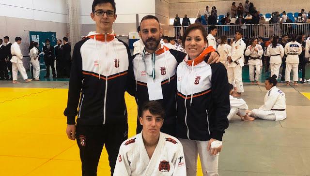 Oro y bronce para los escalafones inferiores del Huelva TSV Judo durante el fin de semana