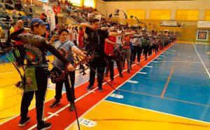 Gran nivel en el Campeonato que ha tenido lugar este fin de semana en Benalmádena.