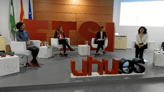 La Universidad de Huelva visualiza el papel de la mujer en la ingeniería