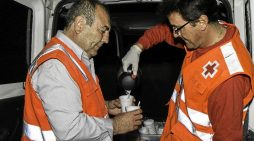 Cruz Roja intensifica su intervención con personas sin hogar ante la persistencia de las bajas temperaturas
