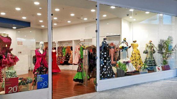 Holea acoge una tienda temporal de moda flamenca