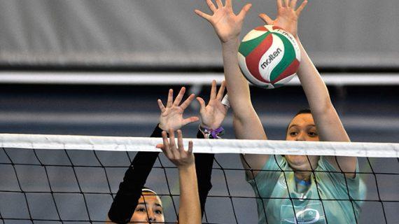 Buenos resultados para los equipos del DJA '75 de Ayamonte en la Liga Oro Provincial de voleibol