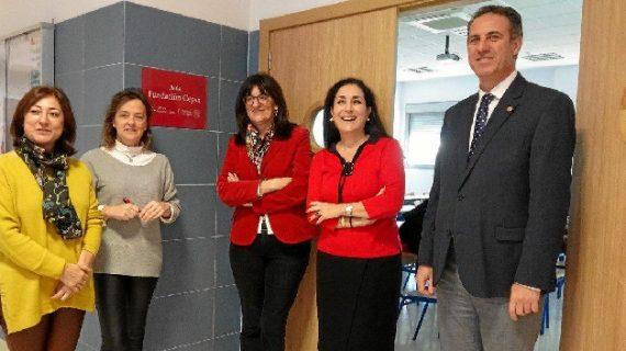La UHU y la 'Cátedra Fundación Cepsa' impulsan la docencia virtual