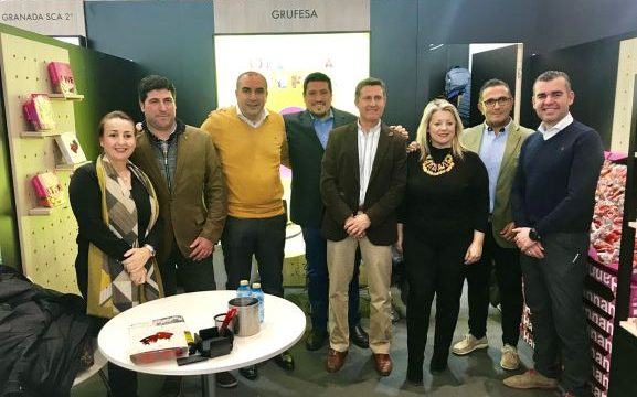 Grufesa fortalece en Fruit Logistica su modelo empresarial basado en el valor añadido de las personas y experiencias