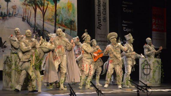 Final intenso en el concurso de agrupaciones del Carnaval Colombino
