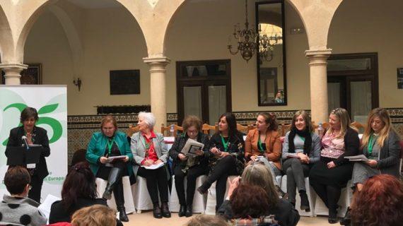 Representación del Condado en un Encuentro de Organizaciones de Mujeres Rurales Andaluzas